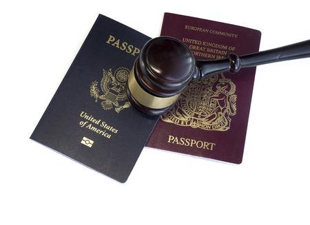 US UK EU  law concept image photo