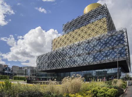 sq: Birmingham England May 3rd 2015. New Library Editorial