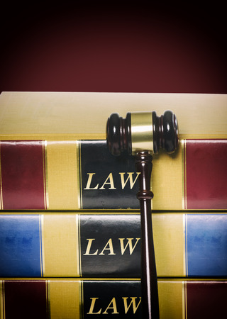 paralegal: Legal law concept image