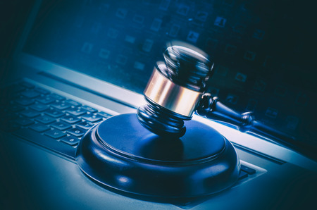Image juridisch law concept Stockfoto