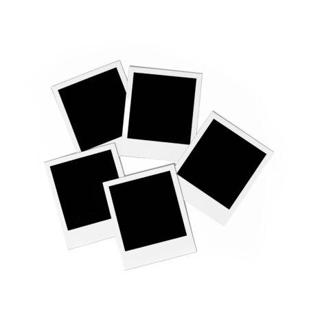 Klassische Retro-Vintage-Kamera Frame-Stil für Ihre Foto-Erinnerungen präsentieren Standard-Bild - 42654354