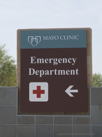 regarded: Phoenix.AZ,USA Aug,18th,2015 Mayo Clinic Mayo Clinic is widely regarded as one of the worlds greatest hospitals and ranked No. 1 on the 2014-2015 U.S. News  World Report List of Best Hospitals.