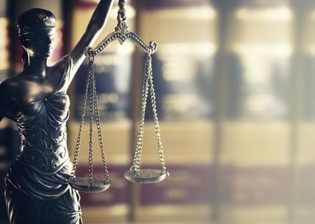 balanza de justicia: Legal imagen concepto de Derecho Foto de archivo