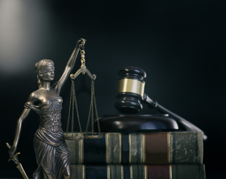law: Legal law concept image