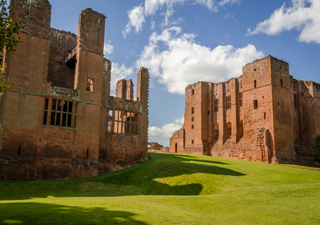 wars: Kenilworth Castle in England, West Midlands, UK, formed a base for Lancastrian operations in the Wars of the Roses