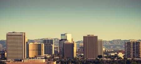 Phoenix, AZ 4.18.2016 The capital, and largest city, of the U.S. state of Arizona.