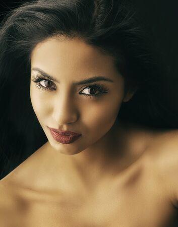 beautiful nude woman: Beautiful exotic young woman