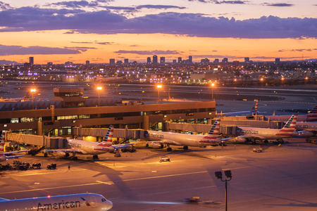 Sky Harbor Airport, Phoenix,AZ,USA May,8th,2016 March 2016 was the busiest month ever for Phoenix Sky Harbor International Airport.