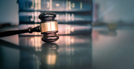 Juridische wet concept beeld
