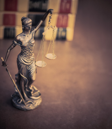 Legal law concept Stockfoto