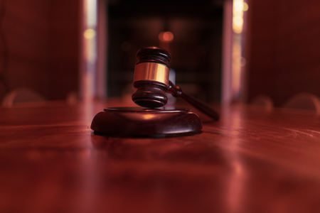 Legal law justice concept image Stock Photo
