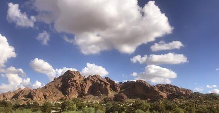 Camelback Mountain, Phoenix, Az,USA Imagens - 115912192