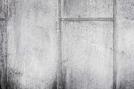 Monochromatic metal wall versatile background