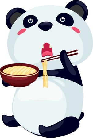 panda: panda vector