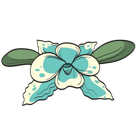 flower vector  Stock Vector - 12125529