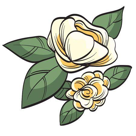 flower vector Stock Vector - 12125439