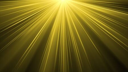 Abstract image of  lighting flare  photo