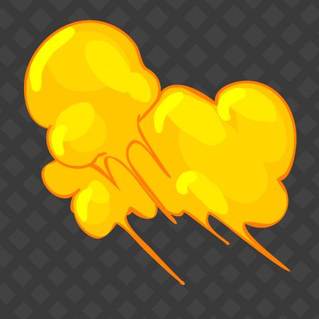 Smoke Explode effect