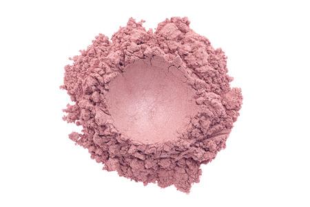 Make up powder isolated on white Imagens - 25422184