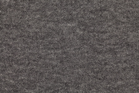 Gray t-shirt fabric texture and background Stock Photo - 30988759