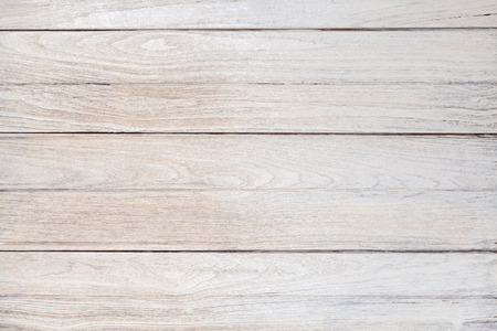 teak texture white vintage wood white background Stock Photo