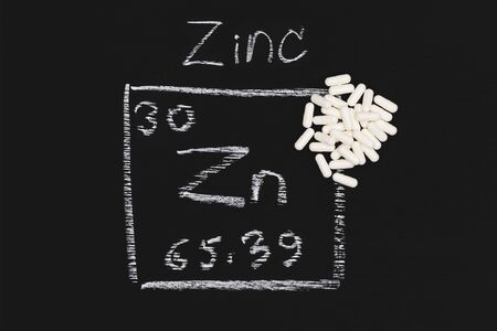 supplementary: Zinc capsule supplementary  food  periodic  table nutrition vitamin