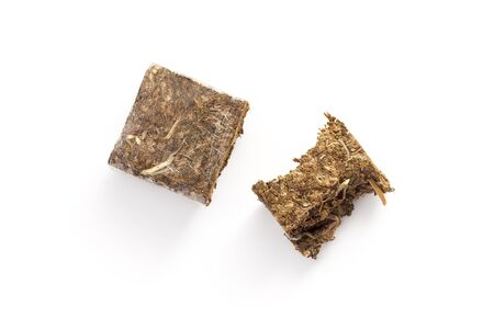 hashish: weed marijuana hashish white background herb health medicine alternative
