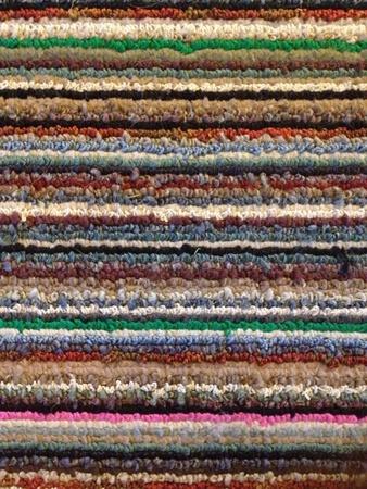 rug: Rainbow rug