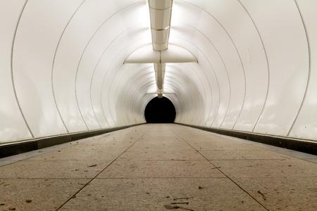 manmade: man-made tunnelunderpass