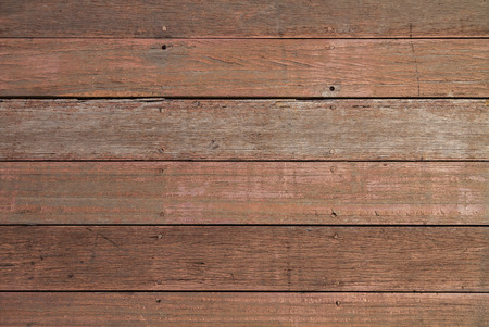 Horizontal striped wood Stock Photo