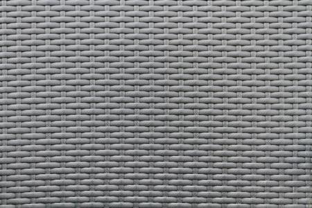 grey pattern: Dark grey weave pattern Stock Photo
