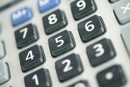 numpad: Calculator Numpad Stock Photo