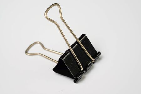 Isolated paper clip