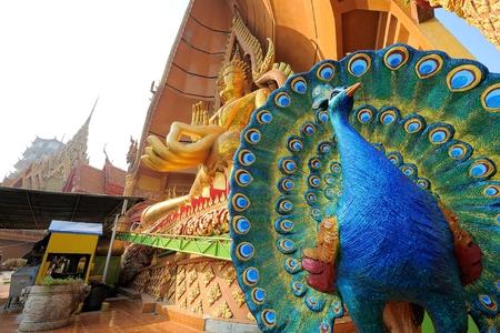 sua: Wat Thum Sua, Kanchanaburi Province, Thailand Stock Photo