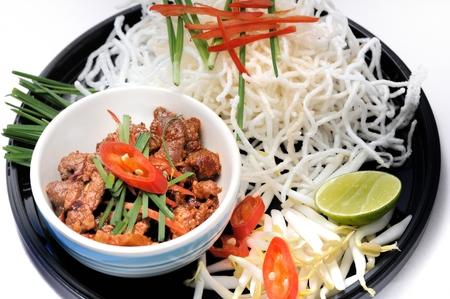 cambodia: Cambodia food Stock Photo