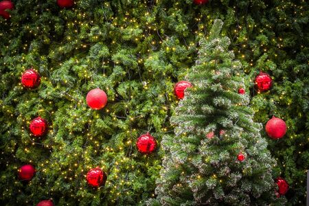 golde: Christmas with decorated tree