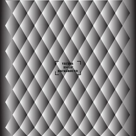 metal frame: Vector abstract metal background. Illustration
