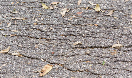 road surface: Old road surface for texture background