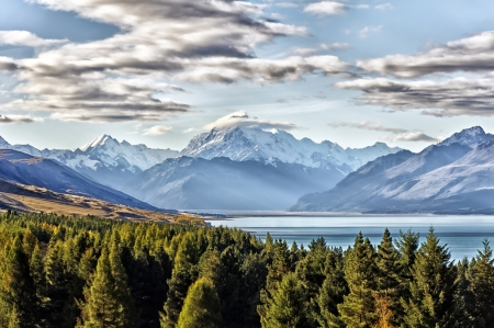 Aoraki   Mount Cook National Park photo