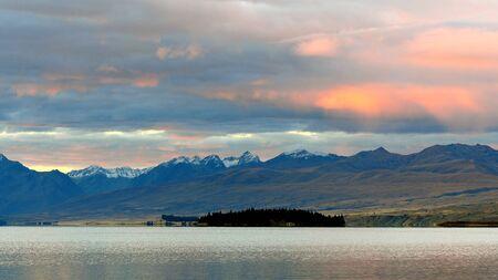 Lake Tekapo, New Zealand photo