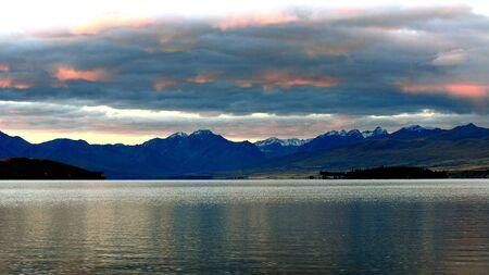 Lake Tekapo, Nieuw-Zeeland