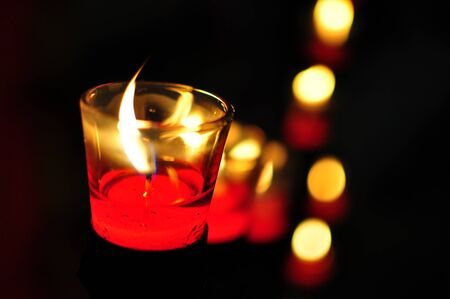 candles Stock Photo - 13738522