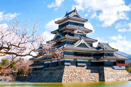 matsumoto: Matsumoto Castle, Japan  Editorial