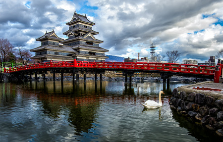 osaka: Matsumoto Castle Editorial