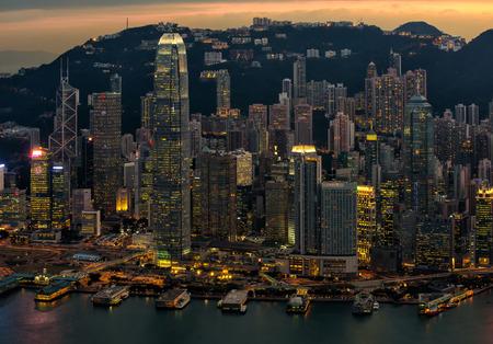 ifc: Hongkong