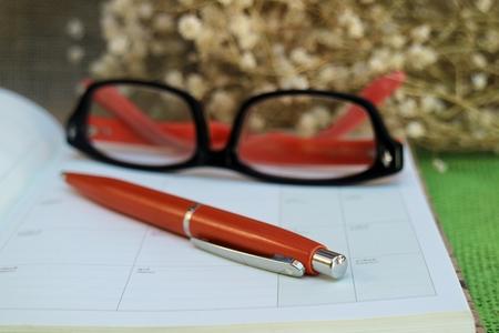 ballpoint: ballpoint pen Stock Photo