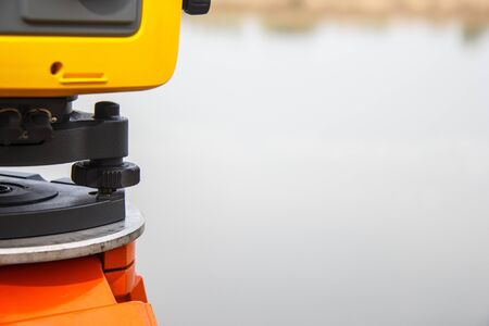 geodetic: The total station  The geodetic and topography measuring tool