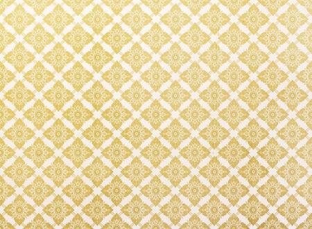 Thai traditional art. Thai Art Background, Thai art pattern photo