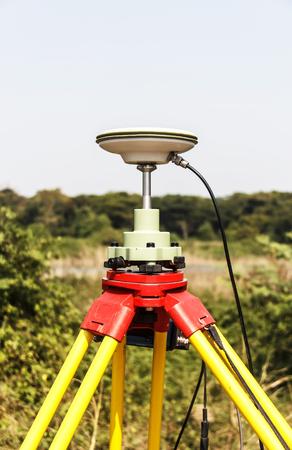 tachymeter: GPS surveying