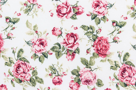 Rose Fabric background photo